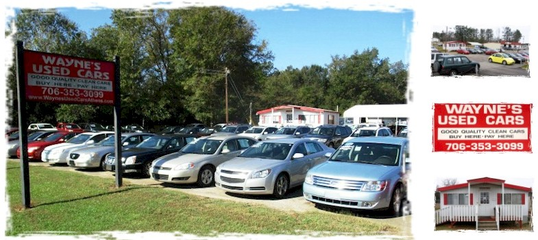 Waynes Used Cars >> Waynes Used Cars Athens